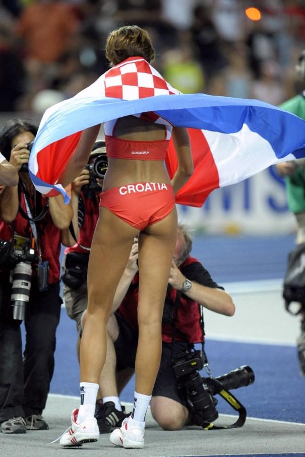 Blanka Vlašić 2009 World Championships – Olympic