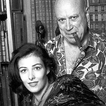 Pablo Picasso with Nathalie Boet aka Chloe des Lysses #chloedeslysses #dahmane #erotic #picasso #fetish #sex #bdsm #drawing #brunette #actress #french #holgerbookclub #model #porn #pornart #art #picassomuseum #legsapart #beautiful #black #filthy #food #frenchgirl #frenchgirls #friends #gothic (presso Figa, Košický, Slovakia)
