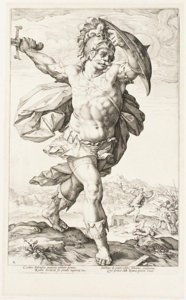 Horatius At The Bridge Tattoo