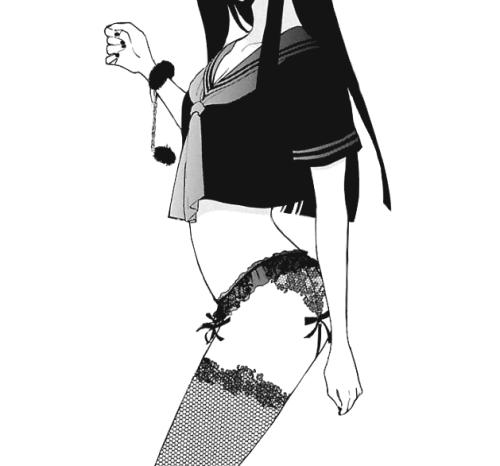 manga, review, himegoto juukyuusai no seifuku, seinen, psychological, takoyaki