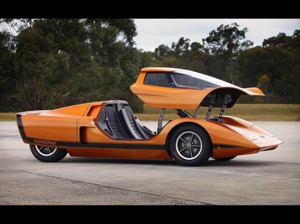 1969 Holden Hurricane Concept Car Vintage Cars
