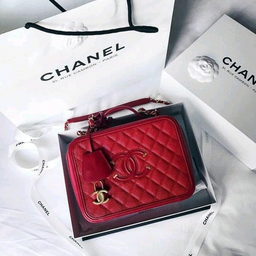Chanel is my fashion drug