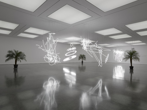 tumblr_nwd2oiWAvr1qfc4xho1_500 Cerith Wyn EvansWhite Cube. South Galleries, Bermondsey'The... Contemporary