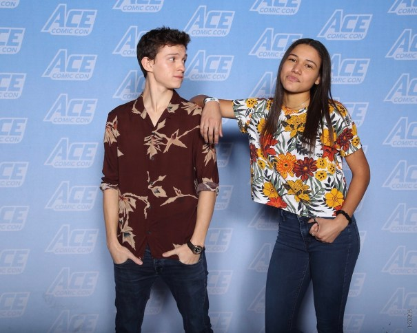 Tom on meet amp greets today at ace comic co tom holland tom on meet greets today at ace comic con m4hsunfo