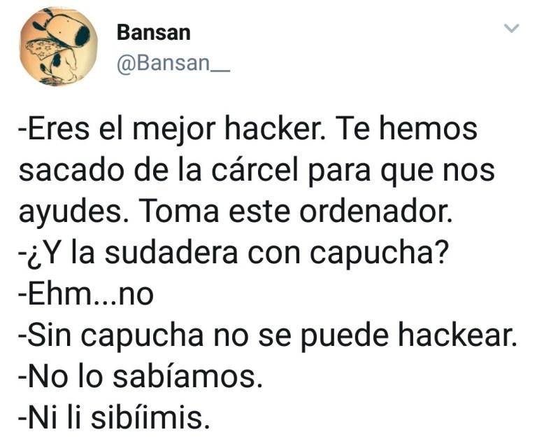 El mejor hacker