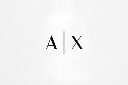 "tumblr_ozjyb6MnCZ1r5vojso3_500 Brand Identity forArmani Exchange by Anagrama""In collaboration... Design"