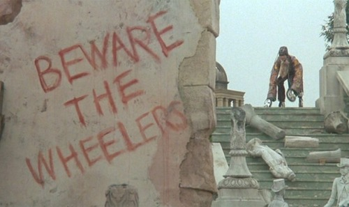 Image result for beware the wheelers