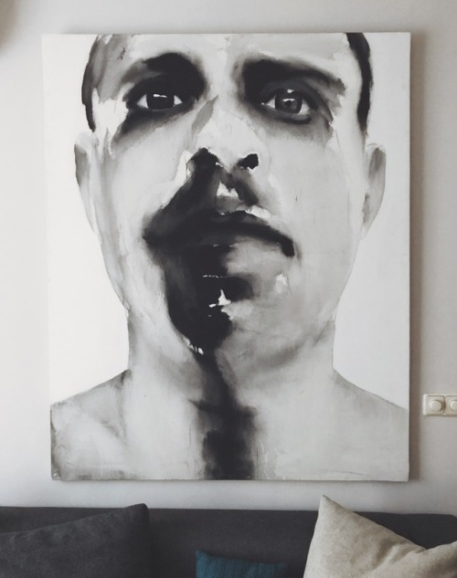 tumblr_ov1dan5Jnt1qi51lpo1_500 night-man-jon-gasca:  That is the primary art work I ever purchased. I... Contemporary