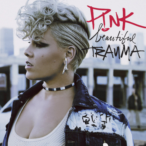 P!nk - Beautiful Trauma Single