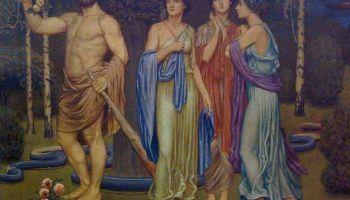 aphroditepandemos: Hercules In The Garden Of The Hesperides ~ … – Art