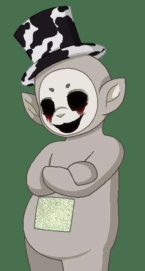 Slendytubbies 3 Guardian Fan Art