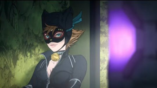 Catwoman in Batman NINJA – DC Comics