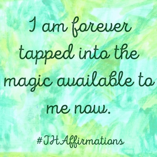 Everything you could dream of is available to you now. What are you waiting for? #jhaffirmations #dailyquotes #dailyaffirmation #magic #magicinyou #universaltruth #whatareyouwaitingfor #create