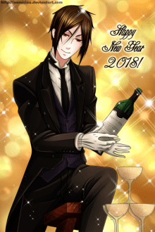 happy new years anime   Tumblr Happy New Year