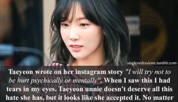 "taeyeon x hyuna for ""secret unnie"" is not poss… – Girls"