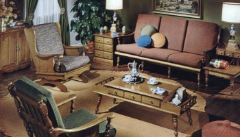 Living Room Decor 1963