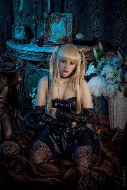 Misa Amane cosplay by Kawaielli