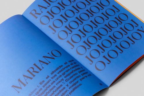 """tumblr_ozp5tcuY4g1r5vojso4_500 Editorial Design for Oh! no matopeya by Requena Office""""A visual,... Design"""