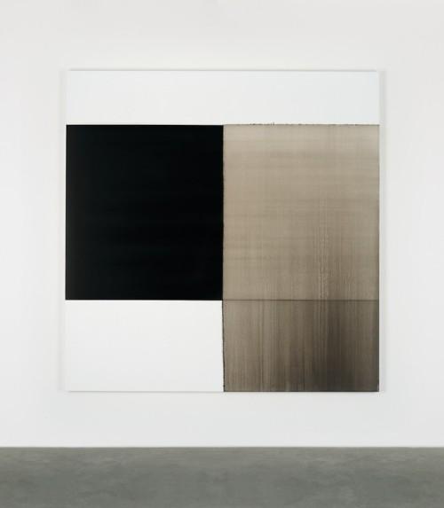 tumblr_p9sq54XG4n1qfc4xho1_500 Callum Innes, Exposed Painting Lamp Black / Asphalt, 2017... Contemporary