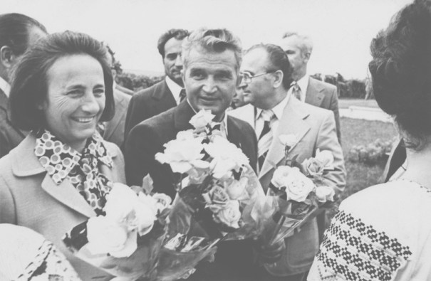 26c220f44e5c Nicolae and Elena Ceausescu – Romania s longstanding communist leader and  his wife – were arrested after the country revolted in 1989.