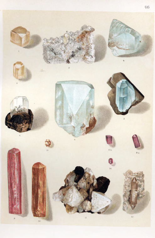 Design Is Fine The Mineral Kingdom By Dr Reinhard