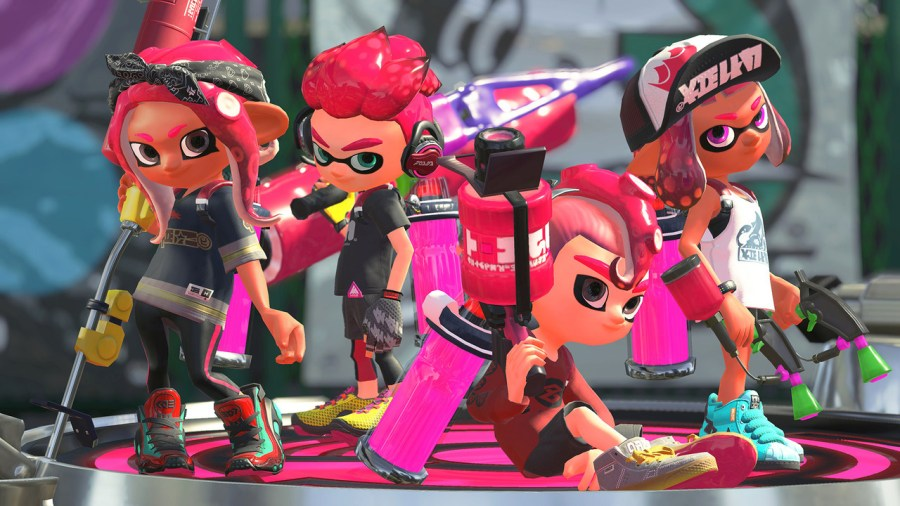 DJ_Hyperfresh, MC.Princess & Other Octo Expansion Details