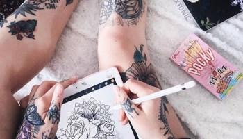 544a1dac9 torileighhall: Ashley Heiny – Tattoo
