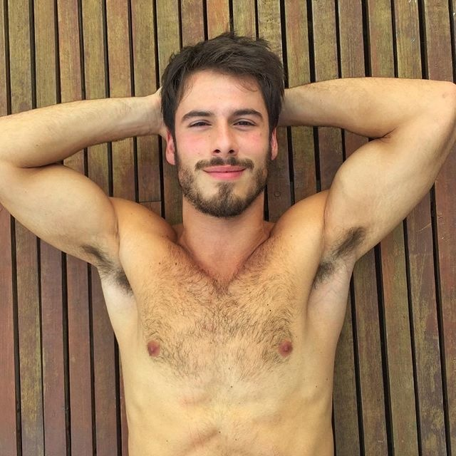 """the21stmale: """"thatbeardmoment: """"Lights """" http://the21stmale.tumblr.com """""""
