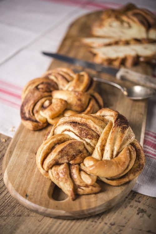 yummie cinnamon pastry