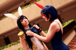 Kill La Kill Bunnysuit Cosplay 3 by aaroine  Check out http://hotcosplaychicks.tumblr.com for more awesome cosplayChat Room: https://discord.gg/rnaDPNq