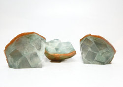 lesstalkmoreillustration:Handmade Crystal Shaped Soap By RockHoundSoap On Etsy  *More Things & Stuff
