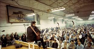 "50 years ago today, the Man In Black went on stage at Folsom Prison and recorded the album ""Johnny Cash At Folsom Prison"". Check this blog!"
