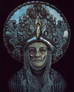 hydrocotyle-vulgaris:  'Pagan Poetry' by Polish photographer Macin Nagraba All costumes made by Agnieszka Osipa.
