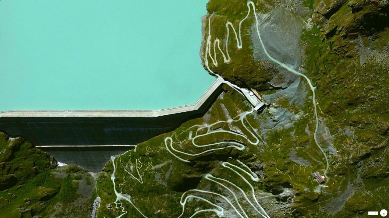 Grande Dixence Dam Hérémence, Switzerland 46°04′50″N 07°24′14″E