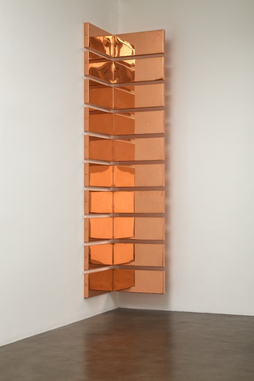 "tumblr_p61rqv7jHr1qfc4xho1_500 Walead Beshty, Copper Surrogate (60"" x 120"" 48 ounce C11000... Contemporary"