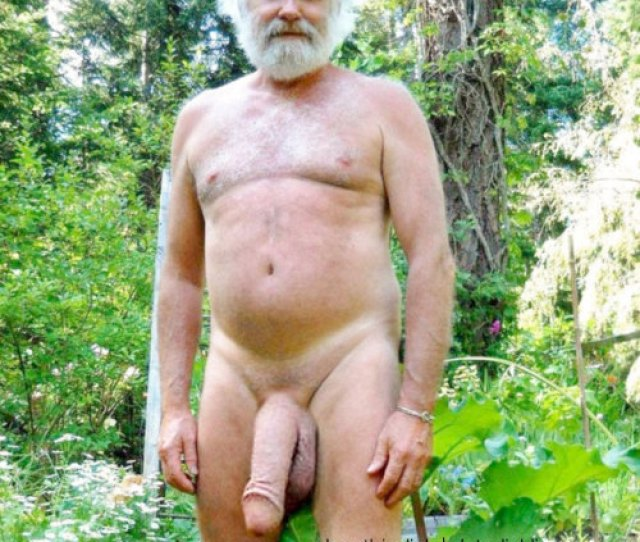 Old Men With Big Dick S