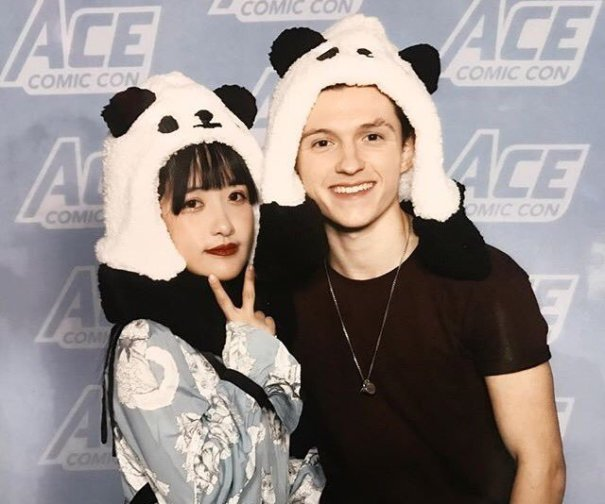 Meet amp greets at the ace comic con tom holland meet amp greets at the ace comic con m4hsunfo