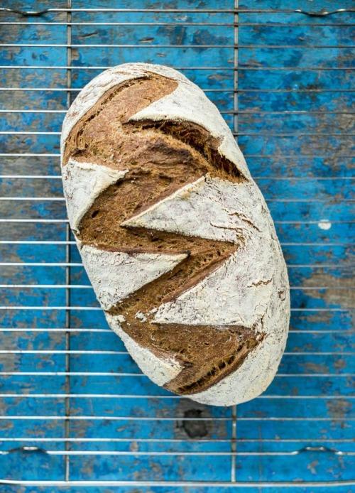 still baking sourdough bread …
