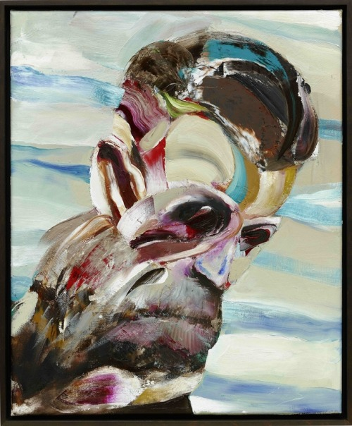 tumblr_p3031bipb11qfc4xho1_500 Adrian Ghenie, Self-Portrait as Monkey, 2015 Contemporary