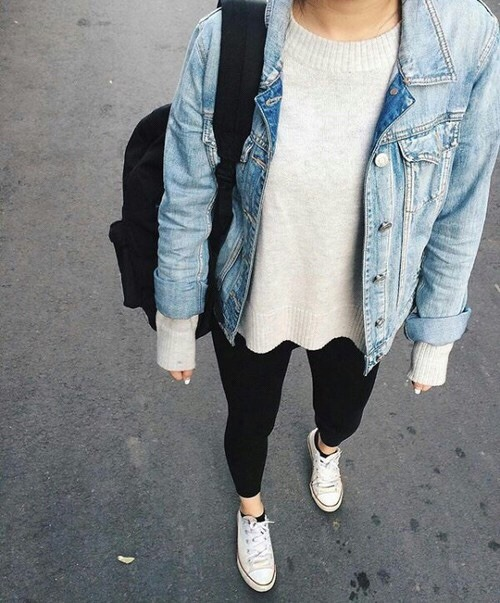 $25.85 Get her light blue denim jacket »here« !