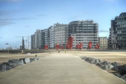 (via Oostende | Ontstuimig weer)