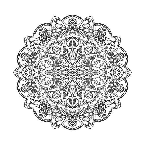 mandala coloring pages  tumblr