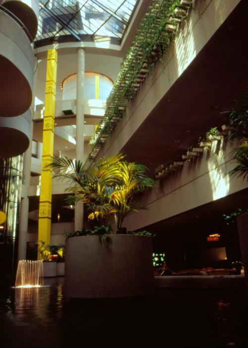 Westin Bonaventure Hotel Tumblr