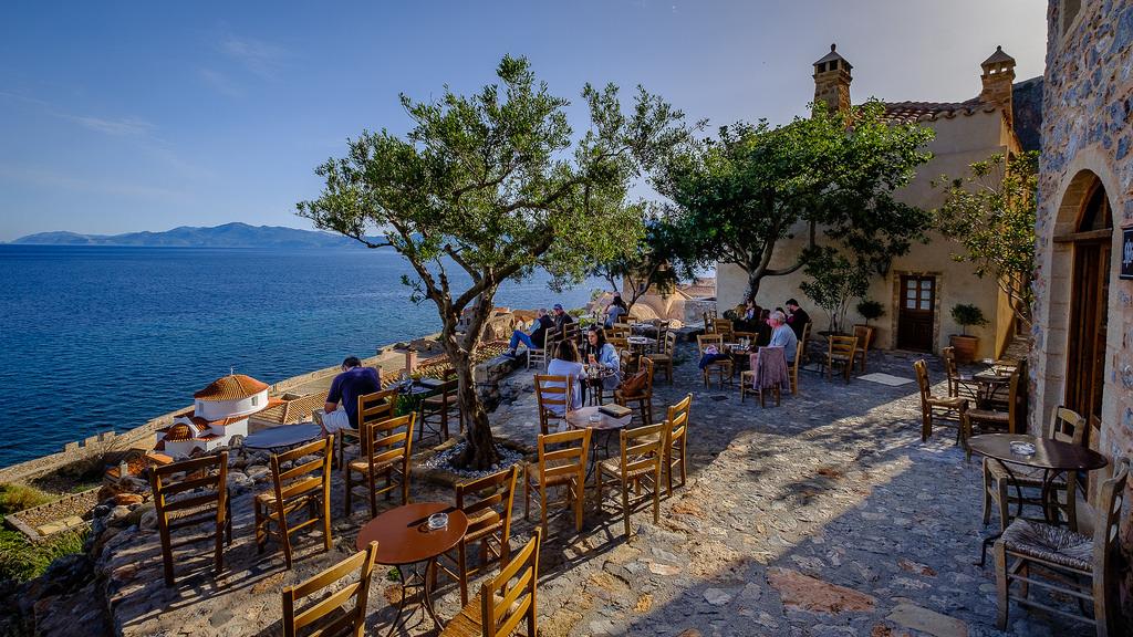 Monemvasia Greece By Ioannis G Holiday
