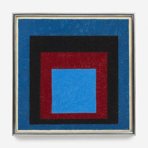 tumblr_p2cau49uQk1qfc4xho1_500 Josef Albers, Homage to the Sq.: Zwischen Zwei Blau (Between... Contemporary