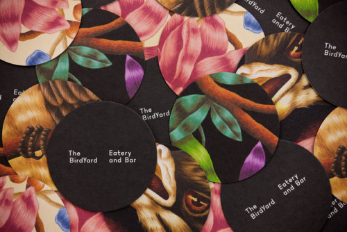 "tumblr_oz55qkVYaF1r5vojso2_500 The BirdYard Eatery and Bar by Atelier Olschinsky""Concept,... Design"