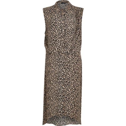 leopard dress, Girly Grunge