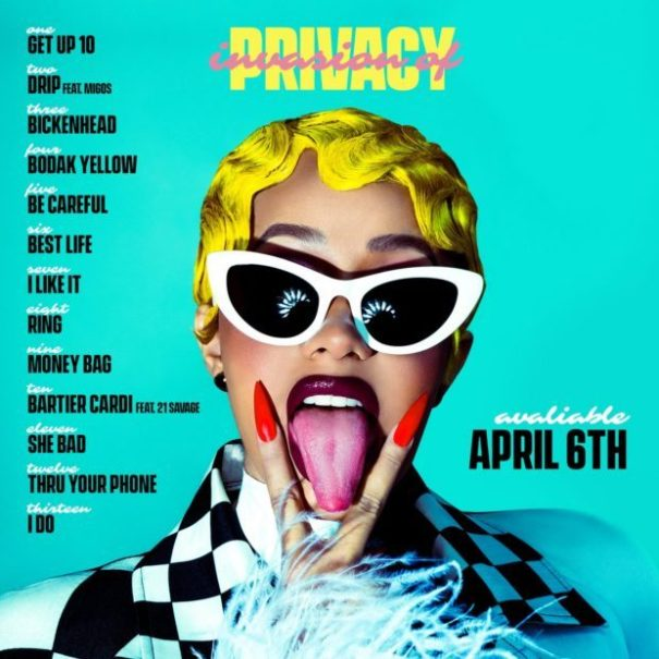 album tracklist – R&B