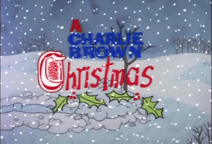 A Charlie Brown Christmas 1965 Bill Melendez Movie