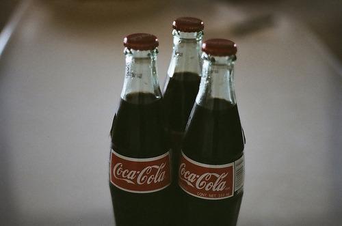 Drinking Coca Cola Girl Tumblr